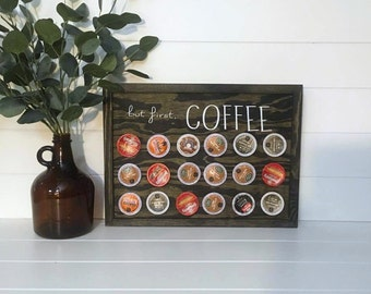 K Cup Holder Coffee Pod Storage Cups Decor But