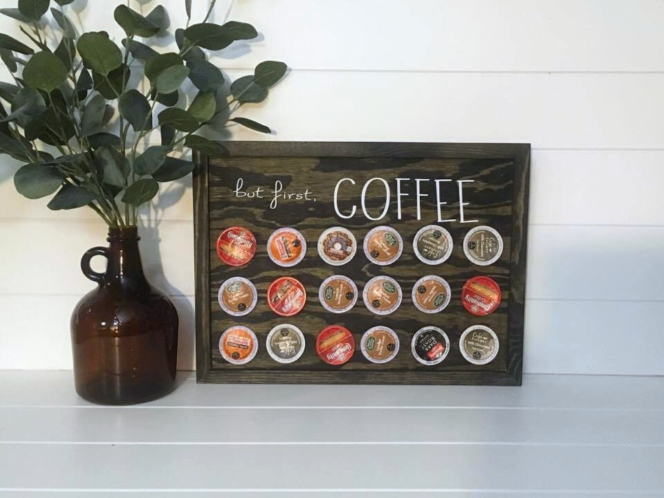 K Cup Holder Coffee Pod Storage K Cups Storage Coffee