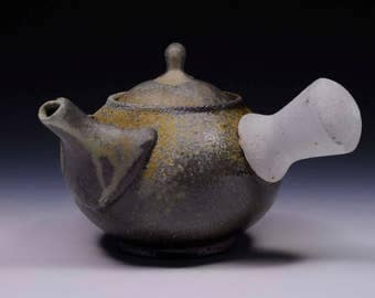 Wood fired Teapot