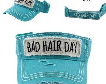 Bad hair Day - Visor