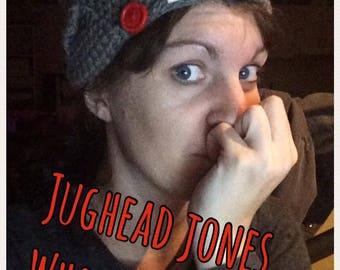 Jughead Jones Crochet Beanie Whoppee Cap Made to Order Archie Riverdale