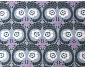 Clearance Sale French Twist in Zinc - Violette by Amy Butler for Freespirit/Westminster Fabrics