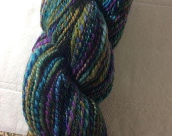 Handspun corriedale  8/10 Ply 109gms 230 mtr (colour 3)
