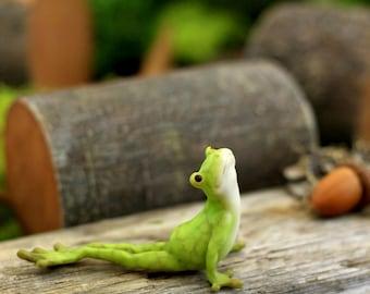 Yoga Frog - Cobra Pose