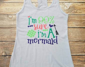 I'm 99% sure I'm a Mermaid Tank