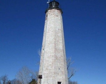 Unmatted Lighthouse(New Haven, CT) Photo