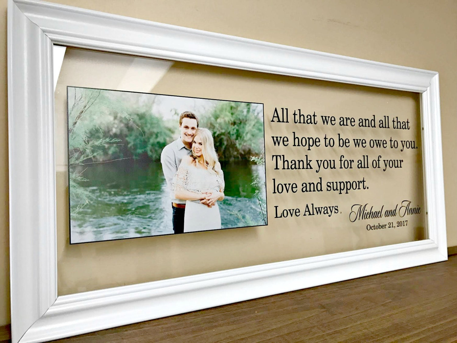 Gifts To Parents On Wedding Day: Wedding Gifts For Parents Christmas Gifts For Parents Mother