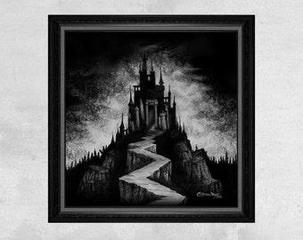 Layr - Castle Print