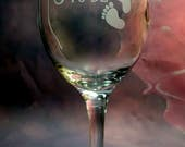 Great Grandma Gifts Great Grandma To Be  | Pregnancy Reveal Gift | New Great Grandma Wine Glass