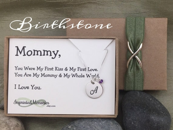 gifts for wife push present from baby mommy jewelry from son