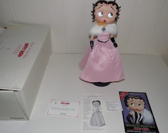 Betty Boop Belle of The Ball Danbury Mint