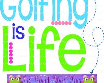 golfing is life svg, svg files, svg file, sports svg, happy svg, quotes svg, quote svg, svg quotes, golfing svg, golf svg