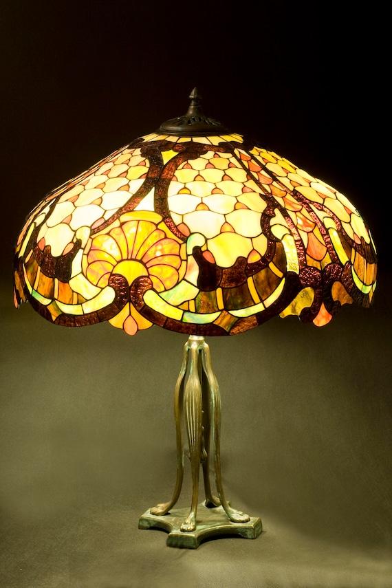 Roccoco lamp