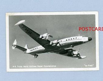 Trans World Airlines Etsy