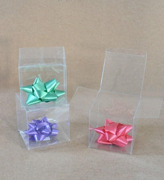 Clear Party Favor Boxes Michaels : Party favor boxes clear