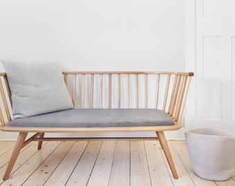 light gray pillow covers grey throw pillow cotton chenille cushion modern minimalist decor - Grey Throw Pillows