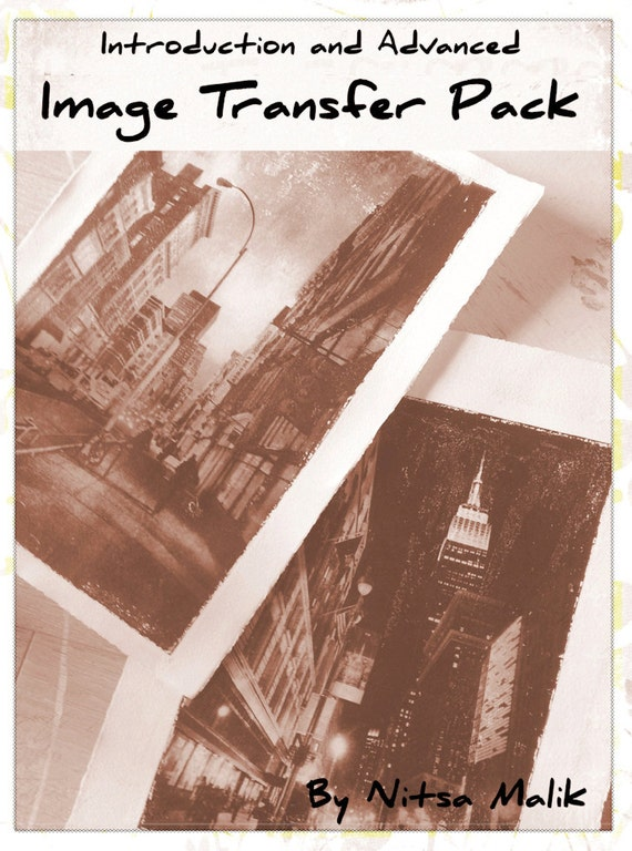 Image transfer tutorial DOWNLOAD - Learn how to transfer your photos to Wood, Mirror, Glass, Tile, Canvas and more