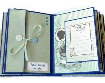 baby memory book etsy