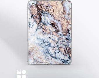 White Gold Marble iPad Case Stand iPad Pro iPad Air 2 Cute iPad Pattern iPad Mini Case Tablet Stand iPad 3 Case Apple Smart Cover CMIC03