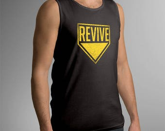 Call of Duty Inspired Revive Men's Tank Top