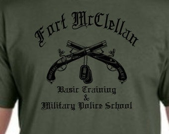 Fort McClellan, Military Police School