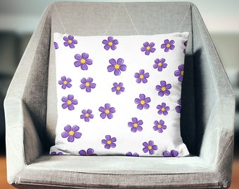 Flower Cushion | Flower Decoration | Flower Décor | Flower Pillow | Flower Pillow Case | Flower Throw Pillow | Flower Pillow Cover