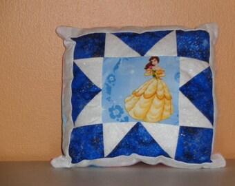 Bella Princess Pillow