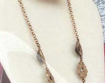 Copper Necklace Seti