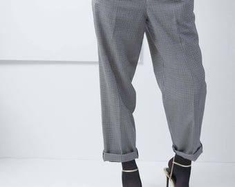 The Ralph Lauren pied de poule – Size 38