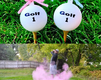 Gender Reveal Ideas, Gender Reveal, Golf Ball Gender Reveal, Gender Reveal golf, Gender Reveal Ideas, Gender Reveal, Golf Gender Reveal