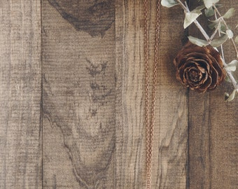 Pinecone Necklace | #31