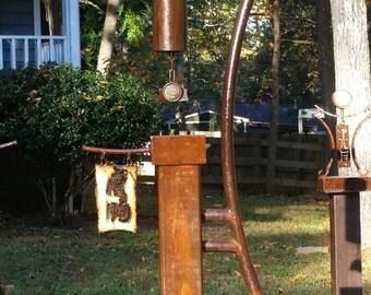 metal sculpture,metal art,outdoor sculpture,Japanese art,garden sculpture,,garden art,metal garden art,large sculpture,torii gate