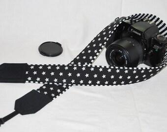 Individual camera strap, camera strap