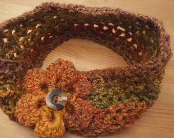 Crochet Headband / Earwarmer