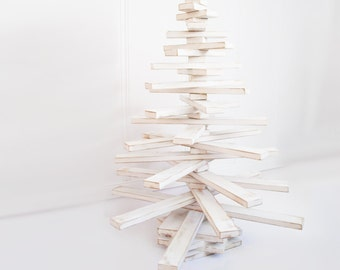 Rustic Christmas tree (1 m)