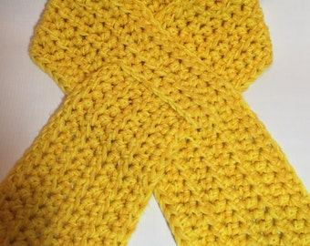 Slotted Scarf