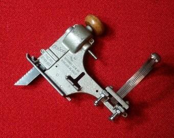 Vintage Babco Jig Saw Attachment No. 200 Babcock MFG Co. Circa 1950's