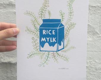 Rice Mylk