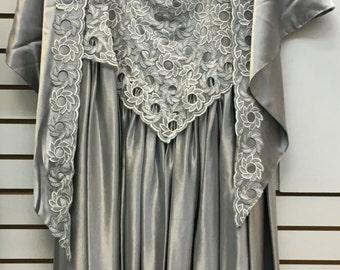 Vintage silver dress