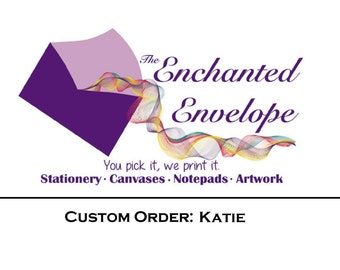 CUSTOM LISTING: Katie W., Business Cards, Product Tags, Scratch-Off Cards, Care Cards, Custom Cards, Small Business Marketing Items