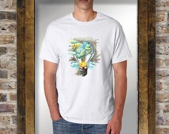"Dreambus T-Shirt ""Lightbulb"""