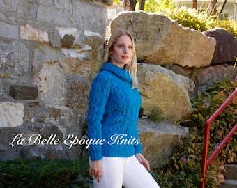 Sweater Women Long Sleeve, long sleeve sweater, knitted sweater, womens sweater, turtleneck sweater,
