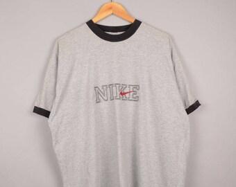 vintage nike, nike, nike oregon usa, nike vintage, nike t-shirt, nike tee, nike clothing