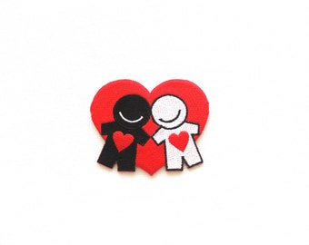 interracial love patch
