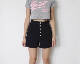 Vintage mom shorts | Etsy