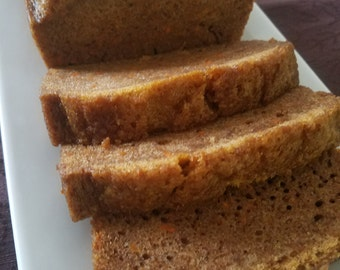 Captivating Carrot Cake Loaf