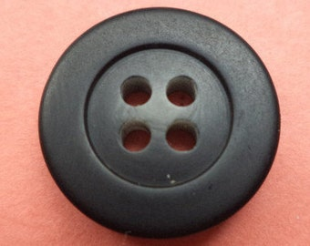 10 buttons 18mm black (655)