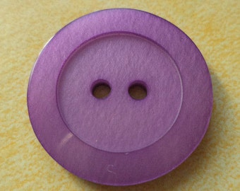 10 purple 22mm buttons (1057) jacket buttons