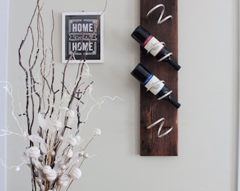 Unique wine rack Etsy