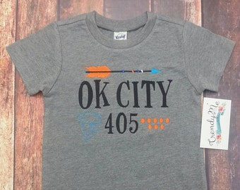 OKCity 405 Tee